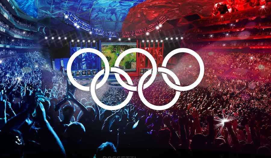 Could Esports Come to the Olympics?