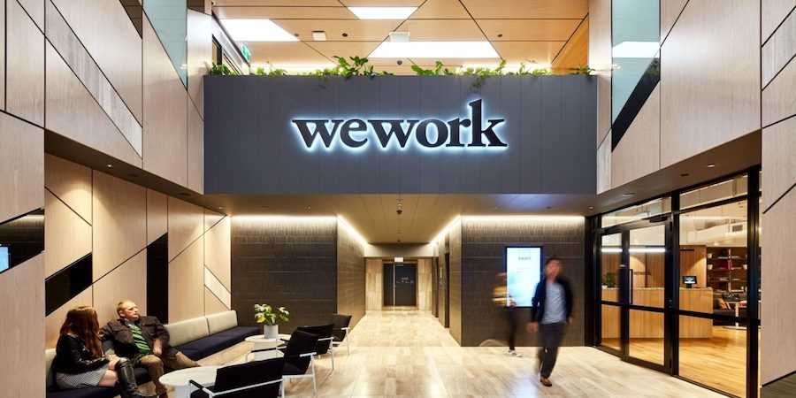 Is WeWork getting into esports?