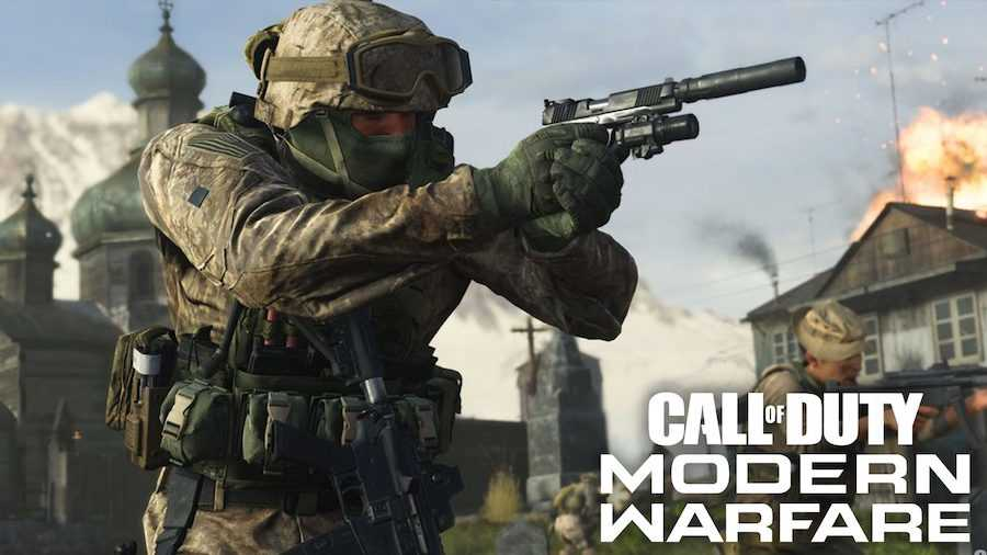 New Modern Warfare update