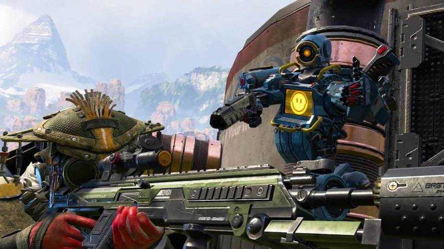 Apex Legends introducing Friendly Firing Range, overhauling rank progression