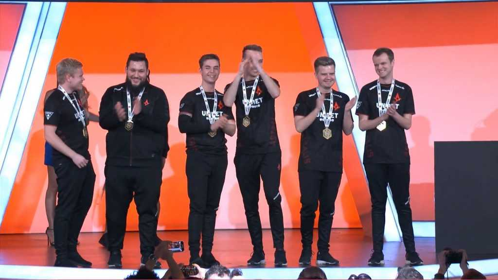 Astralis win ECS Season 8, edging out Team Liquid