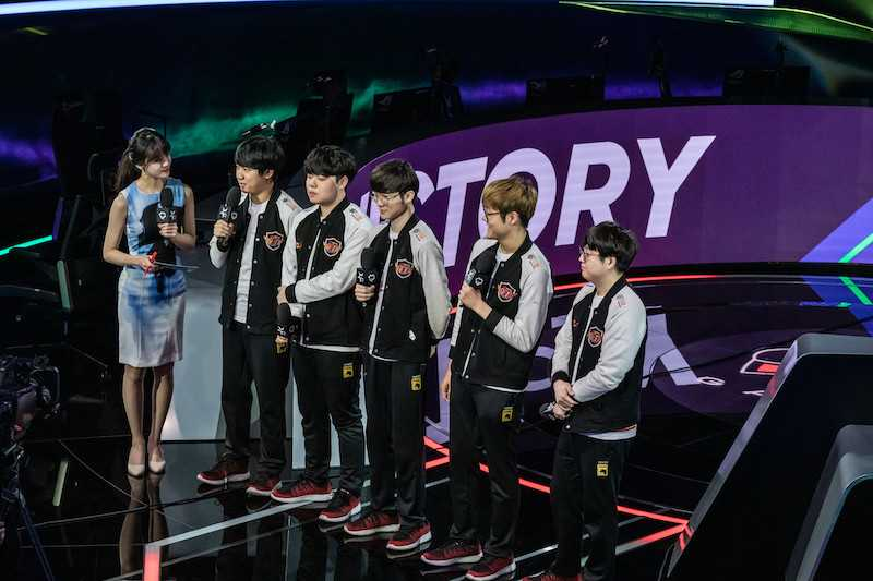 KeSPA Cup could be without an English broadcast