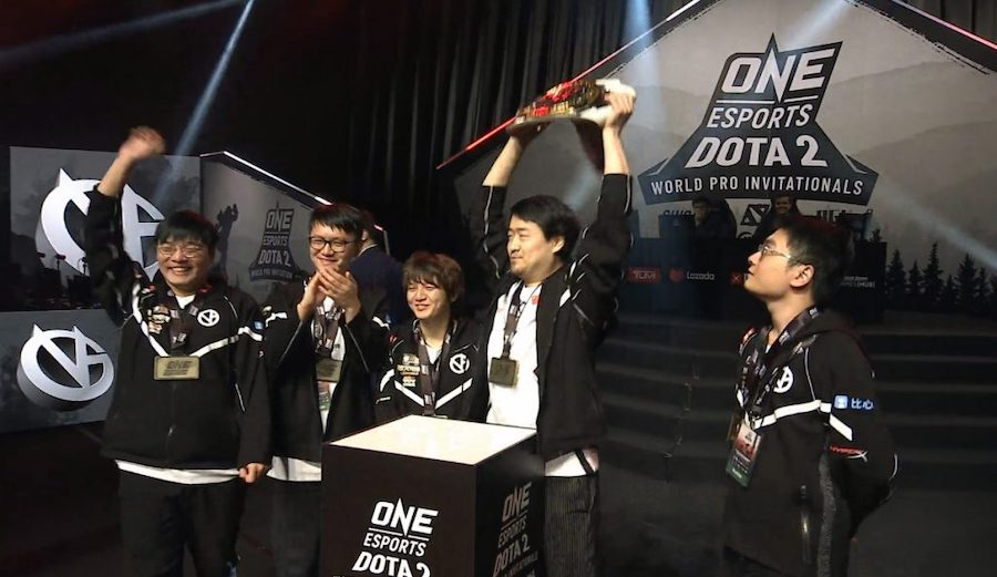 ViCi Gaming go the distance at ONE Esports World Pro Invitational