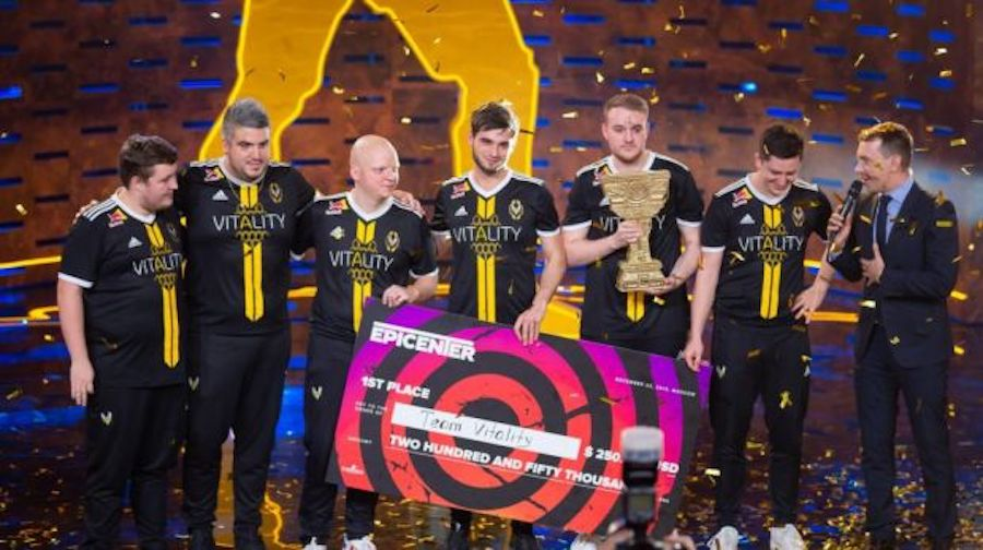 Vitality edge past mousesports to win EPICENTER 2019