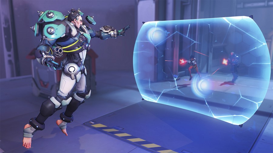 Overwatch player banned after caught cheating during Breakable Barriers tournament