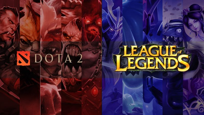 League of Legends or Dota 2, which is harder?