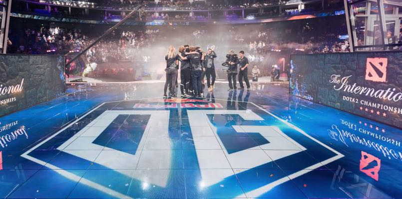 Top 10 esports teams by tournament winnings in 2019