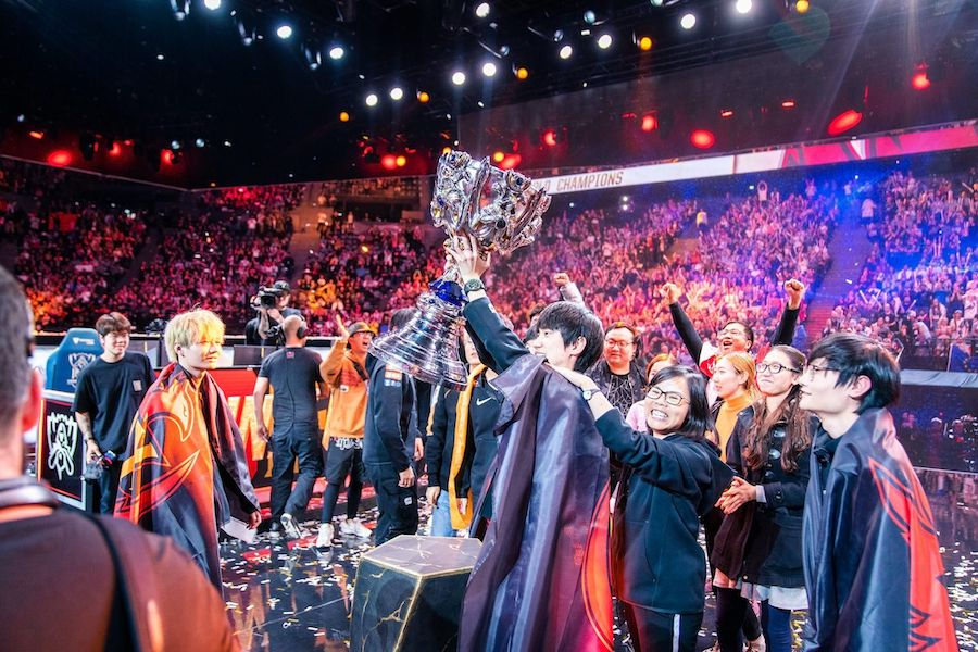 Top 10 most memorable esports moments of 2019