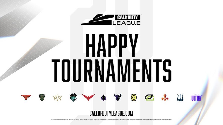 Call of Duty League switching to a tournament format