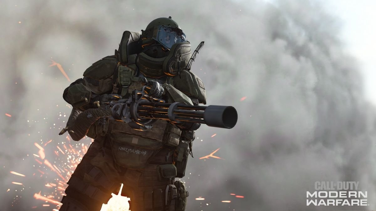 More loadouts coming to Modern Warfare