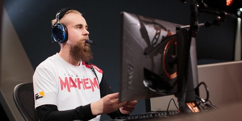 Zappis ditches Overwatch career in pursuit of Master's degree