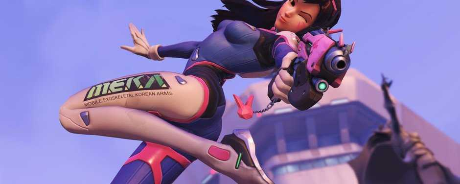 Everyone works like D.Va in new Workshop game mode