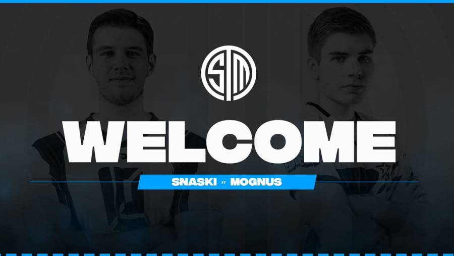 TSM sign Snaski and Mognus to their Rocket League roster