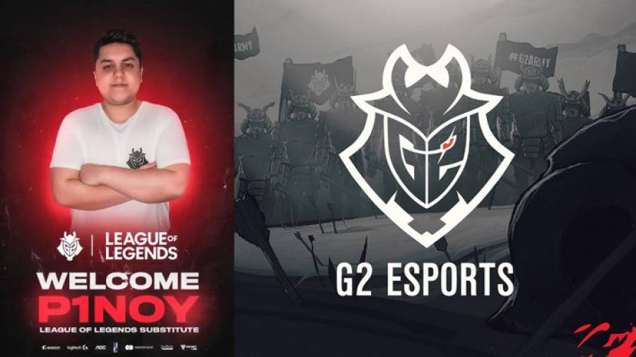 G2 Esports sign P1noy ahead of 2020 LEC season
