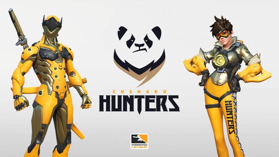 Chengdu Hunters finalise their roster for 2020 OWL