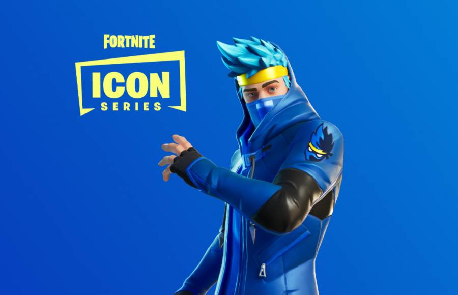 Ninja gets his own Fortnite skin