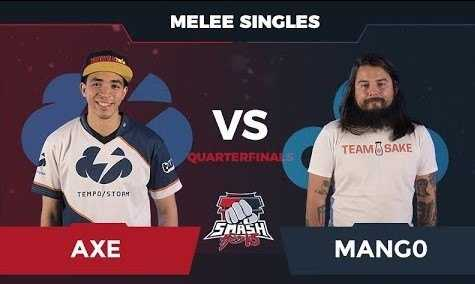 Mang0 Win the First Live Super Summit 8