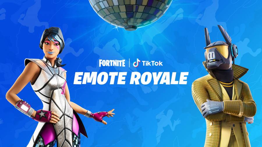 Epic Games and TikTok announce Fortnite dance emote contest