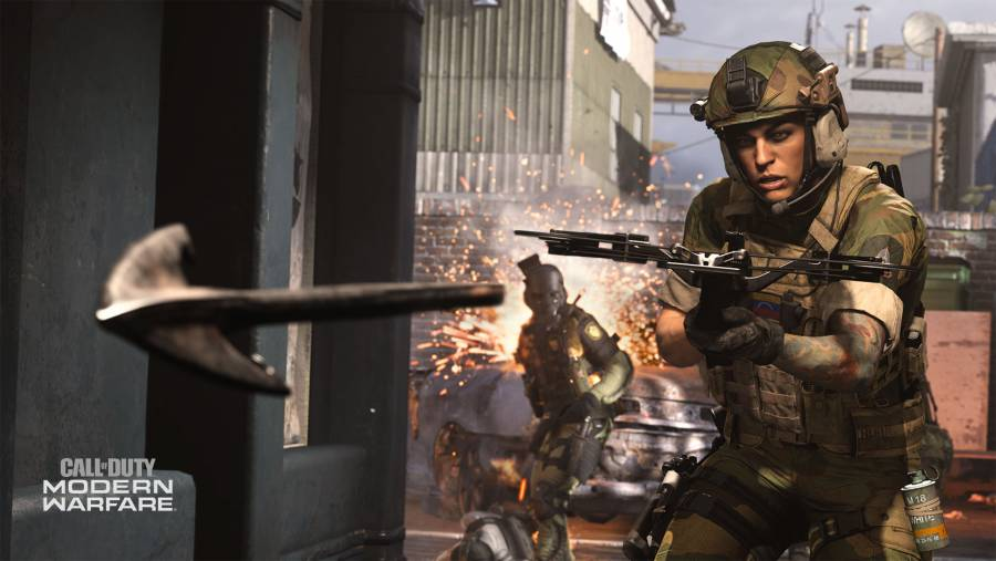 Call of Duty: Modern Warfare update introduces loadouts, crossbow and more