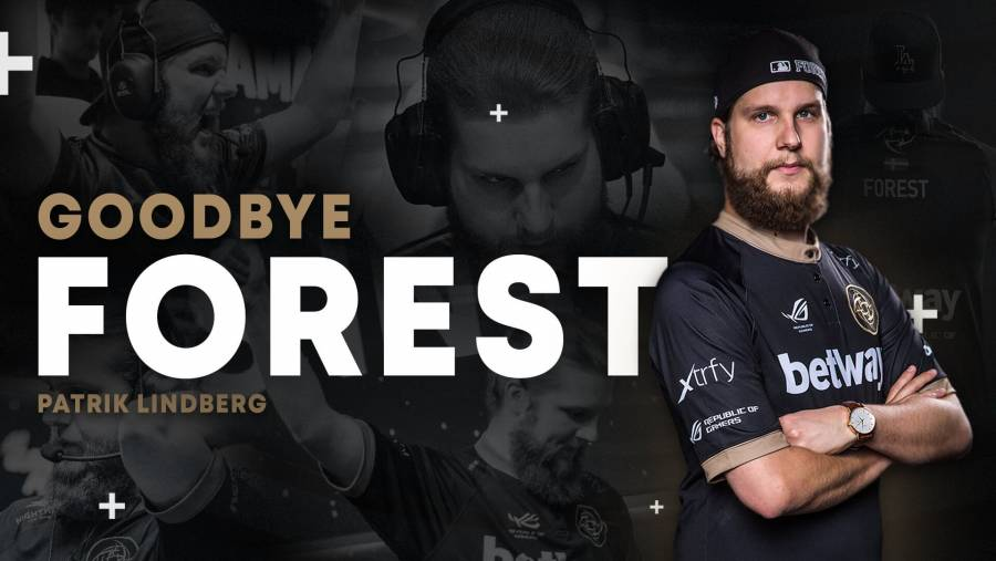 Ninjas in Pyjamas part ways with f0rest
