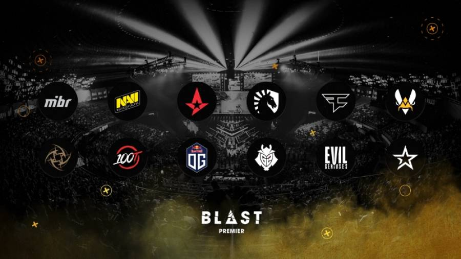 BLAST Premier Spring Series on-air talang avslöjades