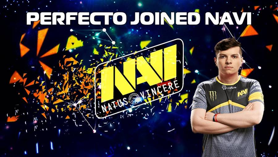 NaVi reportedly set to sign Perfecto as a replacement for GuardiaN
