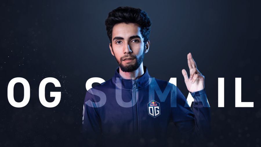 SumaiL joins OG Dota 2 team