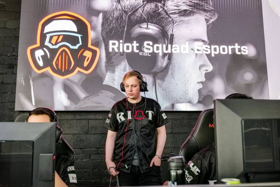 Riot Squad part ways with coach weber