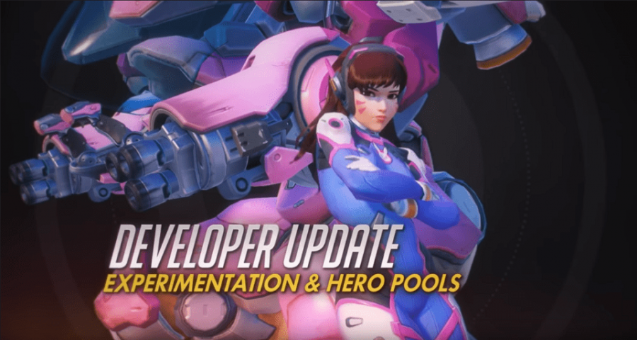 Overwatch League will introduce hero pool