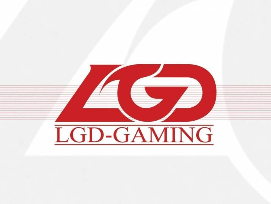 LGD.International reveals its Dota 2 roster