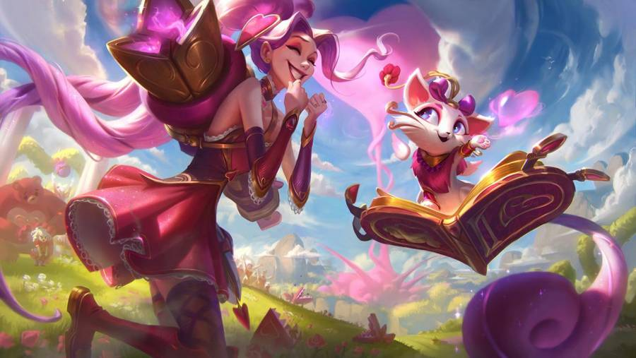 League of Legends bugfixes and new Skins in 10.3 patch