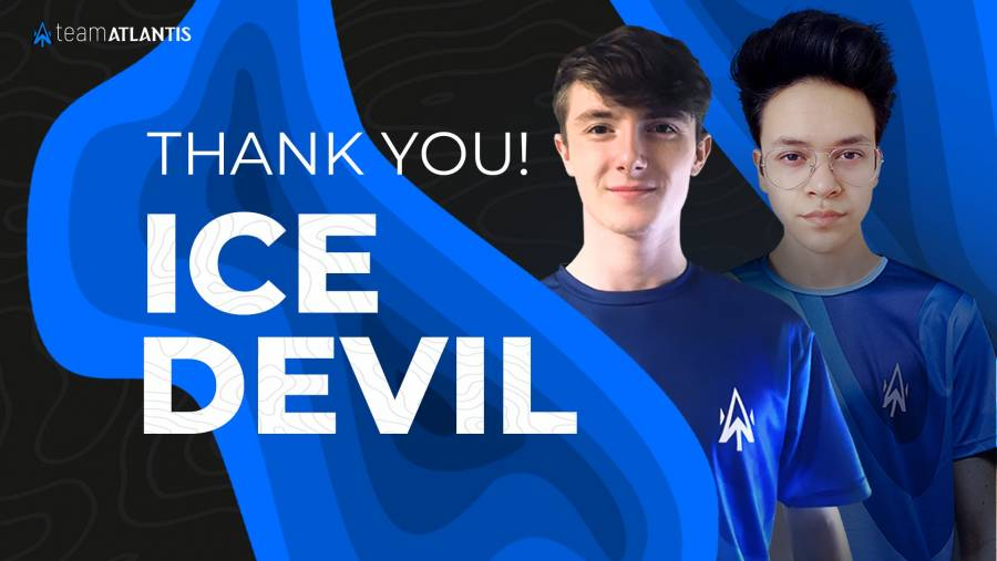 Team Atlantis part ways with Ice and Devil