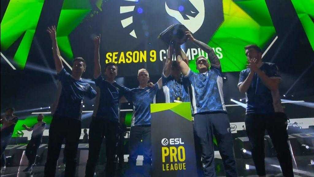Team Liquid Win Against G2 to win ESL Pro League Season 9