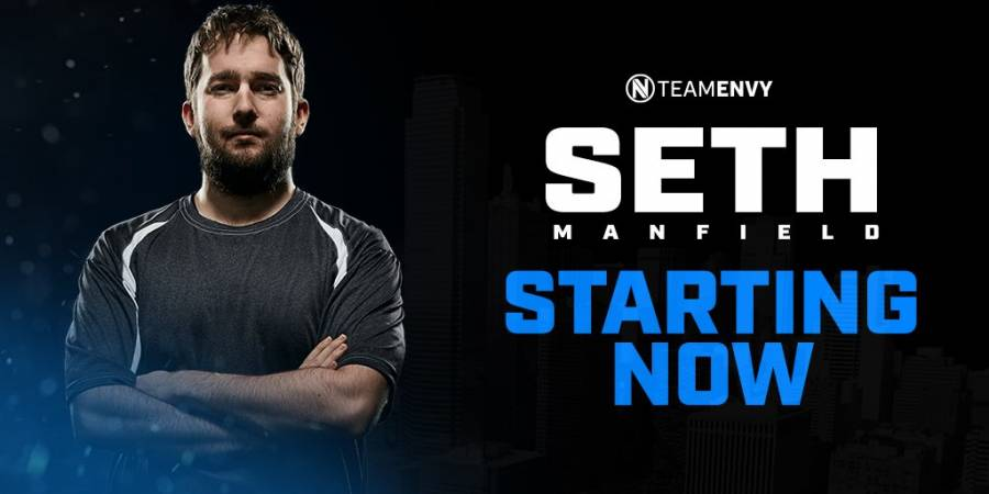 Seth Manfield joins Team Envy as a MTG pro