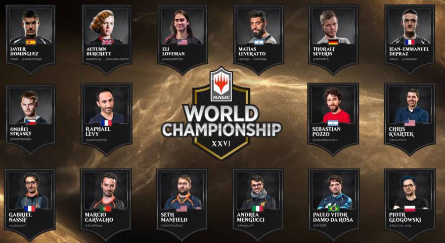 Magic: The Gathering World Championship XXVI - favourites and players to watch