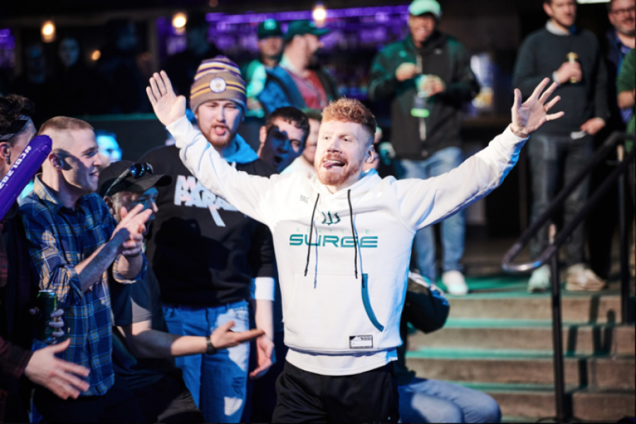 Enable reportedly benched from Seattle Surge