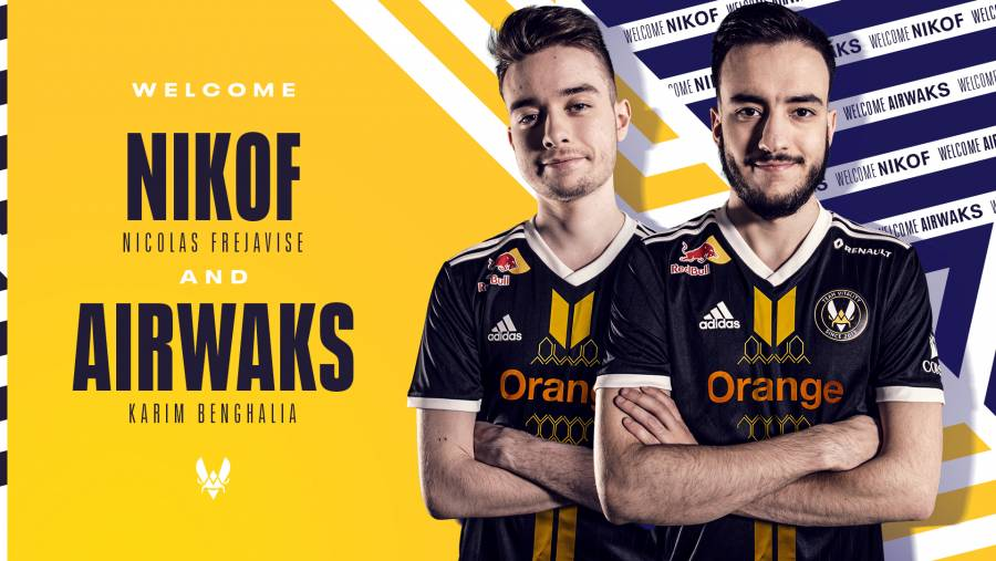 Solarity part ways with Airwaks and Nikof