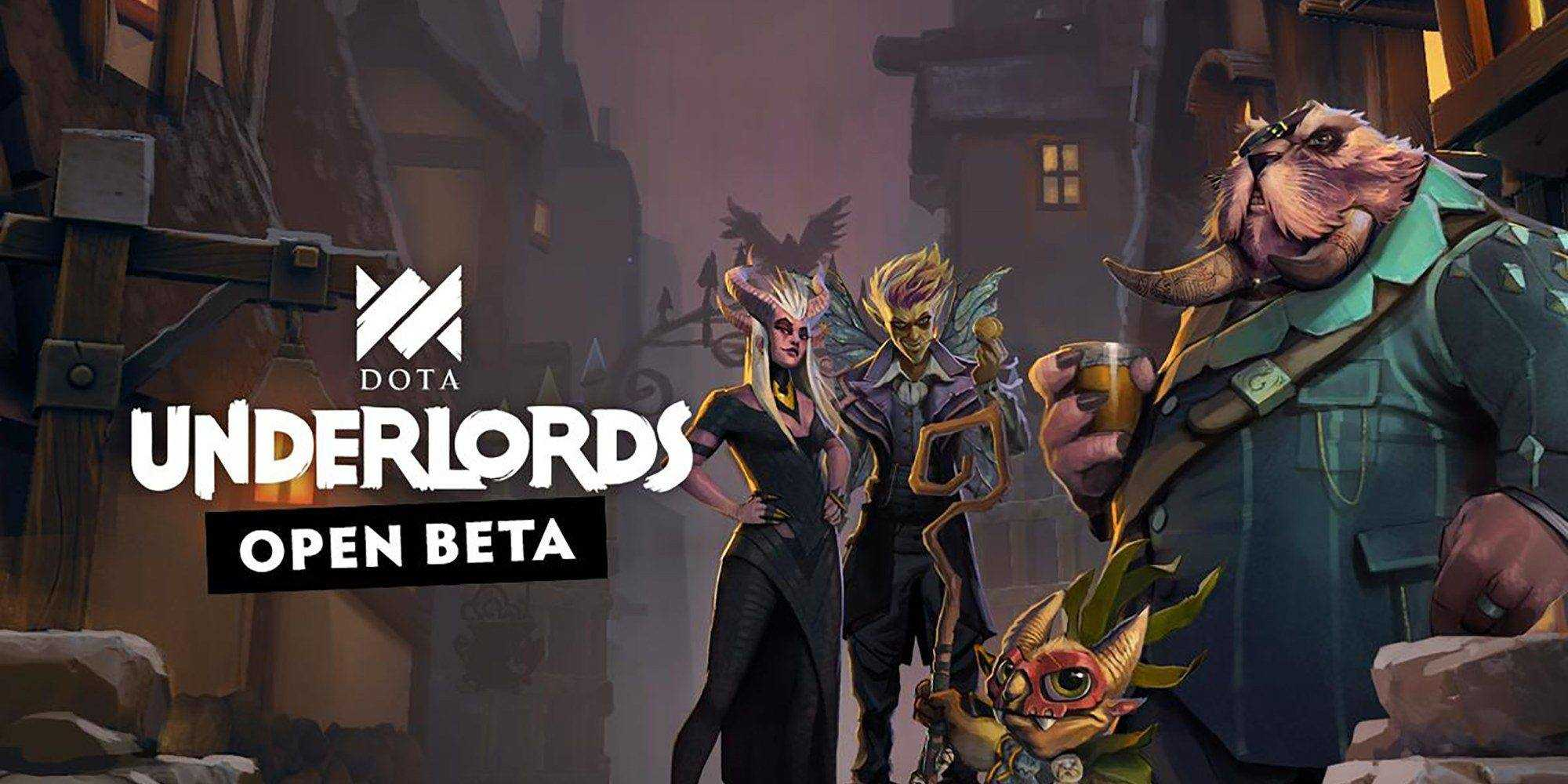 Dota Underlords Bursts Onto Mobile