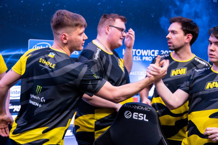 Natus Vincere stomp Astralis to book IEM Katowice finals appearance