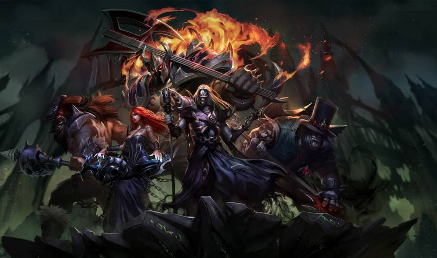 Riot confirms new Pentakill album is in the works