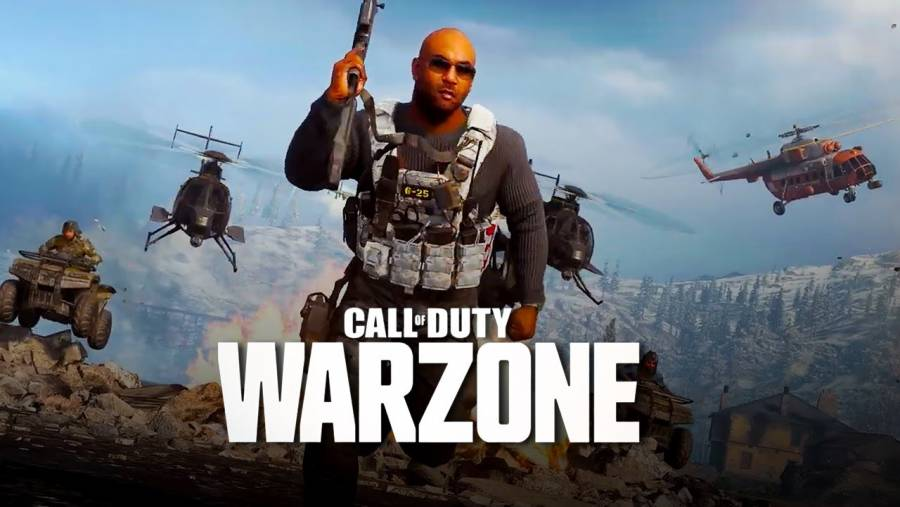 Everything we know about Call of Duty: Warzone