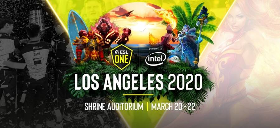 ESL One Los Angeles 2020 tournament preview