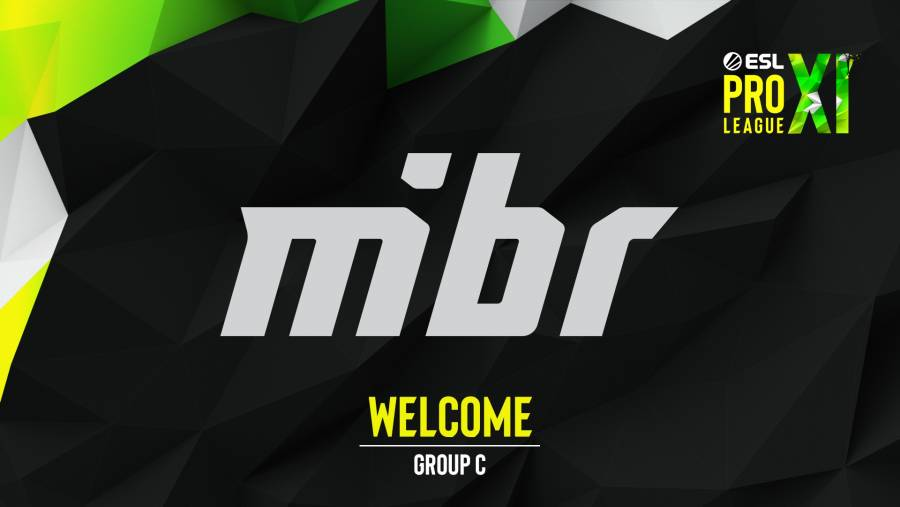 MiBR will compete in ESL Pro League North America