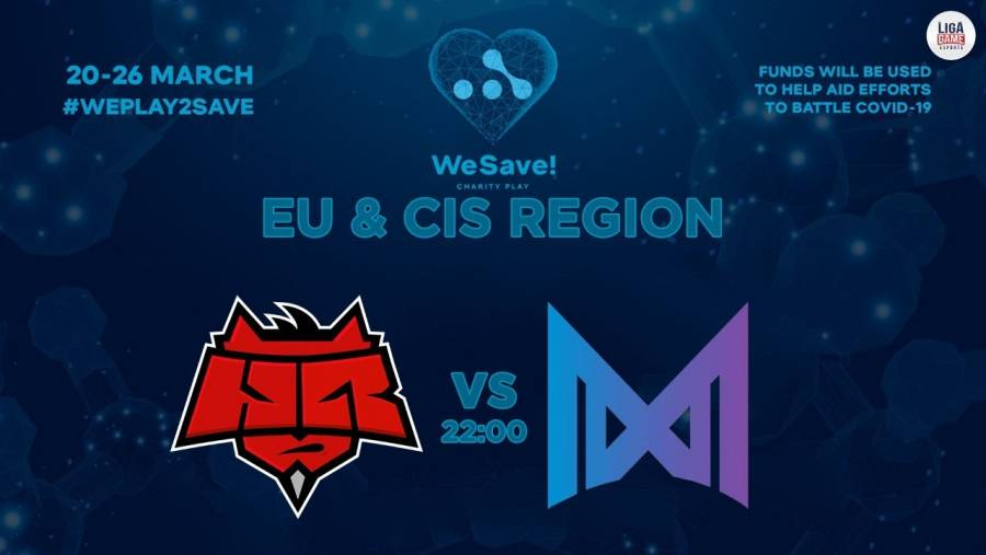 Nigma edge out HellRaisers at WeSave! Charity Dota2 event
