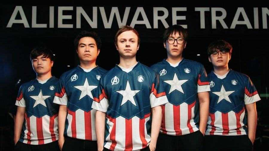 Marvel Entertainment collaboration is finally revealed by Team Liquid