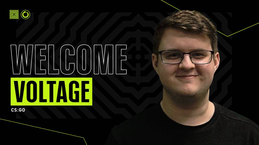 Chaos Esports Club sign Voltage to their CS:GO roster