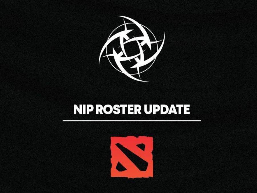 Ninjas in Pyjamas remove Universe from Dota2 roster