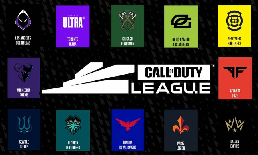 Call of Duty League - CDL Dallas 2020 power rankings