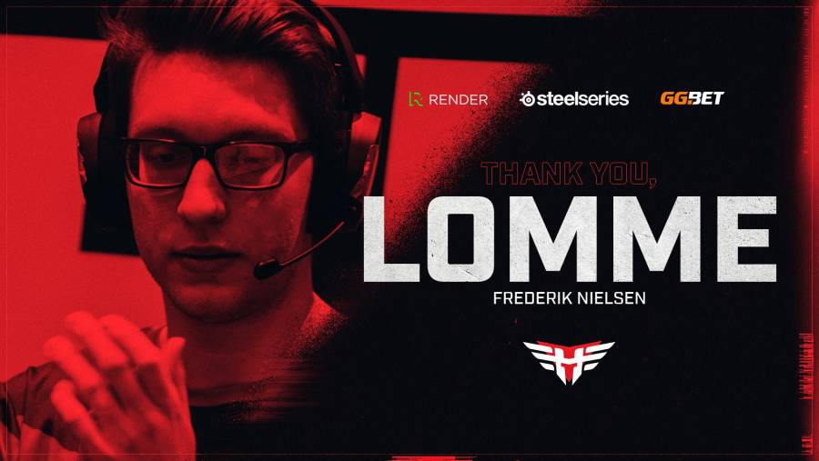 Heroic part ways with LOMME