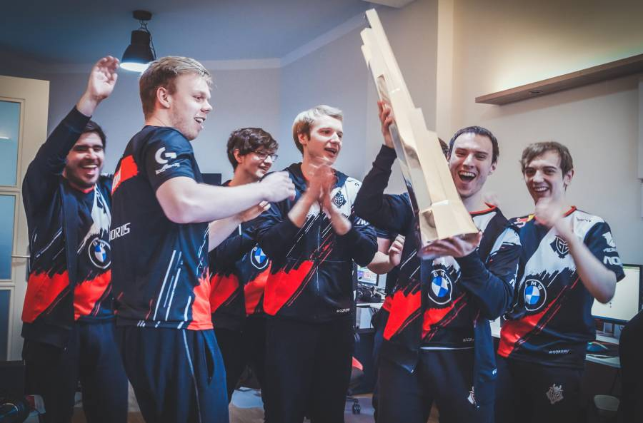G2 Esports crowned as 2020 LEC Spring Split champions